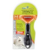 Фурминатор для собак размер M фото