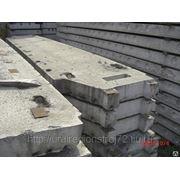 Плита балконная ПБК33-13-6А фото