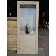 Балконная дверь со стеклопакетом БДСП 22-09 фото