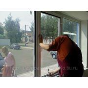 Прозрачная (Защитная) плёнка для укрепления стекла V.Safety 4 mil, Шириной 1.83м
