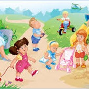"""Детский сад """"Голуюбой парус"""" фото"""