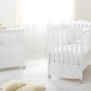 Комплект Primo Amore белый кровать + пеленальный комод от Baby Expert фото