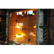 Производство противопожарного стекла фото
