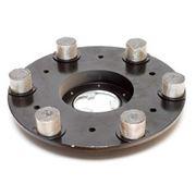 Планшайба металлическая д.430 мм LUX (свинец) гранит CHA фото