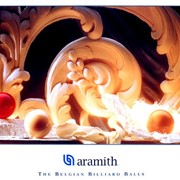 Постер Aramith CAROM 100×75см фото