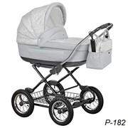 Детская коляска 2 в 1 Roan Marita Prestige P-182, Артикул 100-151 фото