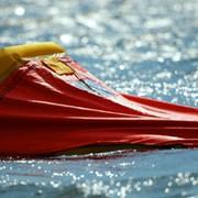 Надувной спасательный плот L Raft 12 человек, Viking фото