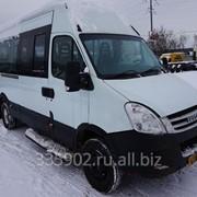 Микроавтобус Iveco фото