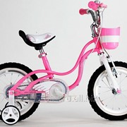 Детский велосипед Royal Baby Little Swan Steel 12 фото