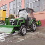 Снегоуборочный трактор RD254-А фото