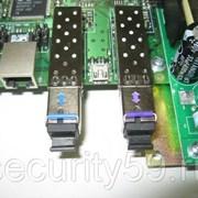 Гигабитный оптический коммутатор TFortis PSW-2G фото
