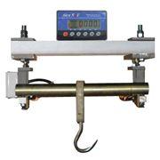 Весы монорельсовые электронные тип BX-1000D1.4М фото