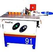 Станок кромкооблицовочный позиционный WT-91 (MFS-503) фото