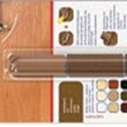 Воск для мебели Edding E-8901/3-В602, 3шт/уп, грецкий орех фото