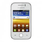 Samsung Galaxy Y S5360 Pure White фото