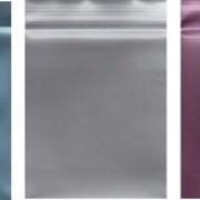 Зиплок пакетики 5*7 разноцветные плотные. фото