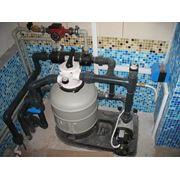 оборудование для бассейна фото