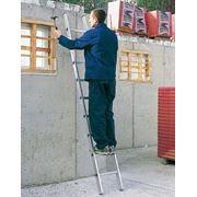 лестница алюминиевая приставная ZARGES фото