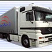 Доставка грузов (Тент, полуприцеп) фото