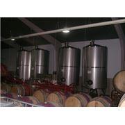 Установки и оборудование для производства вина фото