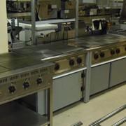 Плиты электрические с духовкой и без (1,2,3,4,6, конфорочные) фото