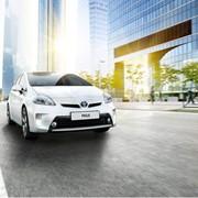 Автомобили гибридные, Гибрид Тойота Hybrid Synergy Drive фото