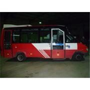Автобус малого класса городской Mercedes-Benz 412 D фото