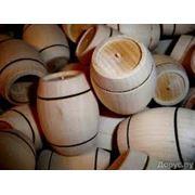 Чаны деревянные бочки бочонки кадки ушата на экспорт фото