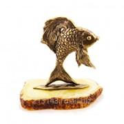 Сувенир Рыбка Золотая фото