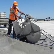 Быстротвердеющие ремонтные высокопрочные смеси для взлетных полос аэродромов фото