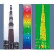 Сканирование дома с тепловыми фото