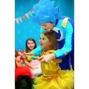 Аніматори, клоун, пірат, фея, принцеса, фіксіки. організація дитячого свята фото