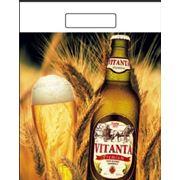 Полиэтиленовый фирменный пакет фото