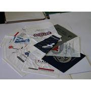 Пакеты полиэтиленовые с логотипом фото