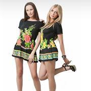 Платья с декольте фото