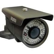 Видеокамера цветная уличная с ИК подсветкой SVC-S77V фото