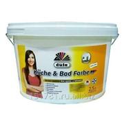 Краска водно-дисперсионная Dufa Kuche & Bad Farbe база 1 2.5л фото
