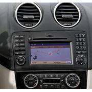 COMAND NTG2.5 на Mercedes-Benz ML GL (WX164) ntg 25 фото