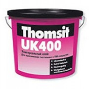Клей для пола Thomsit UK400 (7 кг) на 15 кв.м. фото