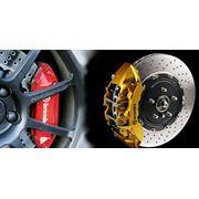 Замена тормозных колодок и дисков в Кишиневе фото