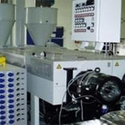 Линии экструзии ПВХ профиля Hans Weber Maschinenfabrik GmbH фото