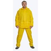 Костюм влагозащитный (желтый) фото