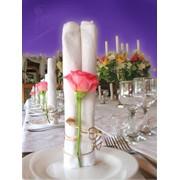 Свадебное цветочное оформление фото