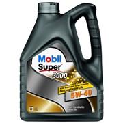 Моторное масло Mobil Super 3000 X1 5W-40 фото