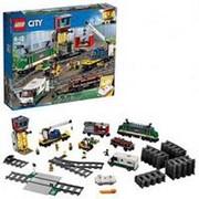 Конструктор Lego City Товарный поезд фото