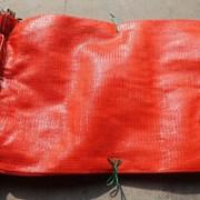Овощная луковая сетка 50*80, 38 гр. (красная, оран фото