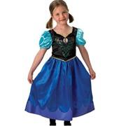 Одежда для девочек 1 pcs retail 2014 new frozen dress, summer frozen princess gauze dress, Animated cartoon dress, Girls short sleeve frozen dress., код 1920322069 фото