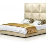 Кровать Плаза Мид Базовый размер: 215 x 195 h 172 см. фото