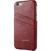 Чехол Drobak Wonder Cardslot для Apple Iphone 6, 6s Brown (219109) DDP, код 130962 фото