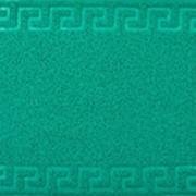 """Коврик ComeForte придверный пористый """"Meander"""" 60*90см зеленый фото"""